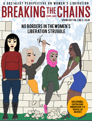 Breaking the Chains (Vol. 2, No. 2): No Borders in the Women's Liberation Struggle