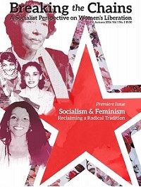 Breaking the Chains (Vol. 1, No. 1): A Socialist Perspective on Women's Liberation